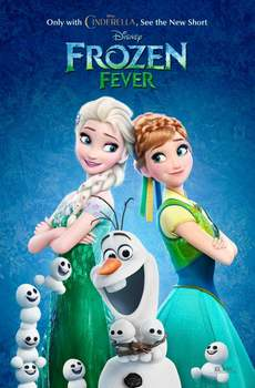 Frozen Fiebre Congelada (2015) DVDRip Latino