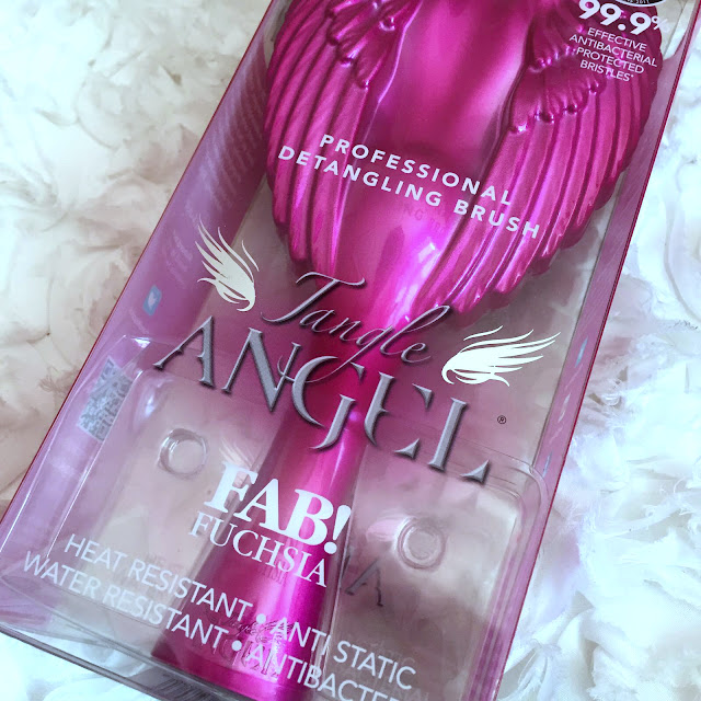 The Tangle Angel And Tangle Angel Baby - Professional De Tangling Brushes