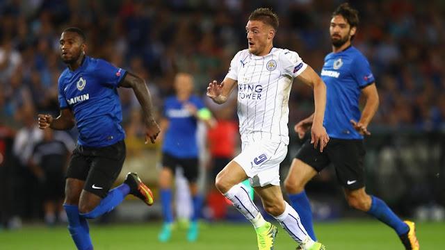 Leicester Tandai Debut di Liga Champions dengan Kemenangan Telak 3-0