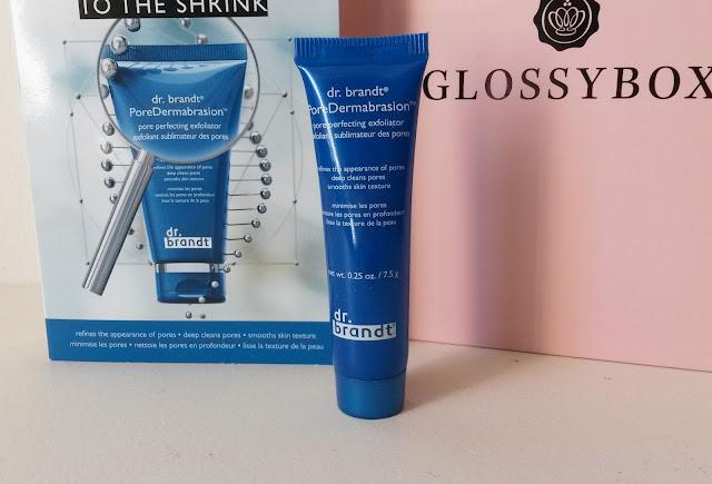 Dr Brandt Skincare, PoreDermabrasion glossybox