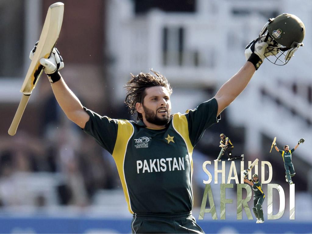Shahid Afridi New Pics
