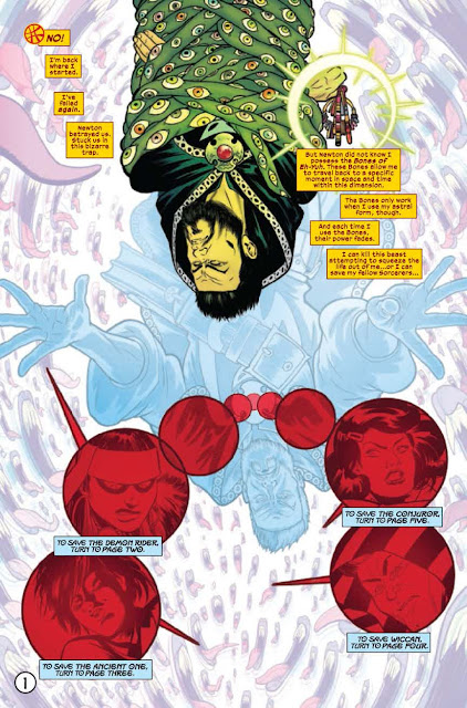 DOCTOR STRANGE AND THE SORCERER SUPREME 6