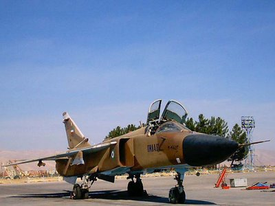 Iran Upgrades its Sukhoi Su-24 Fencer with Laser Guided Bomb