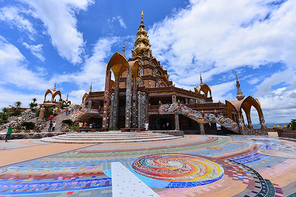 Wat Pha Sorn Kaew (Phetchabun - Thailand)