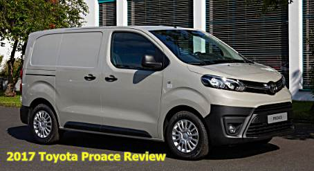 2017 Toyota Proace Review