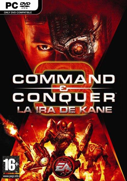 Command&ampConquer3LaIradeKanePcCover