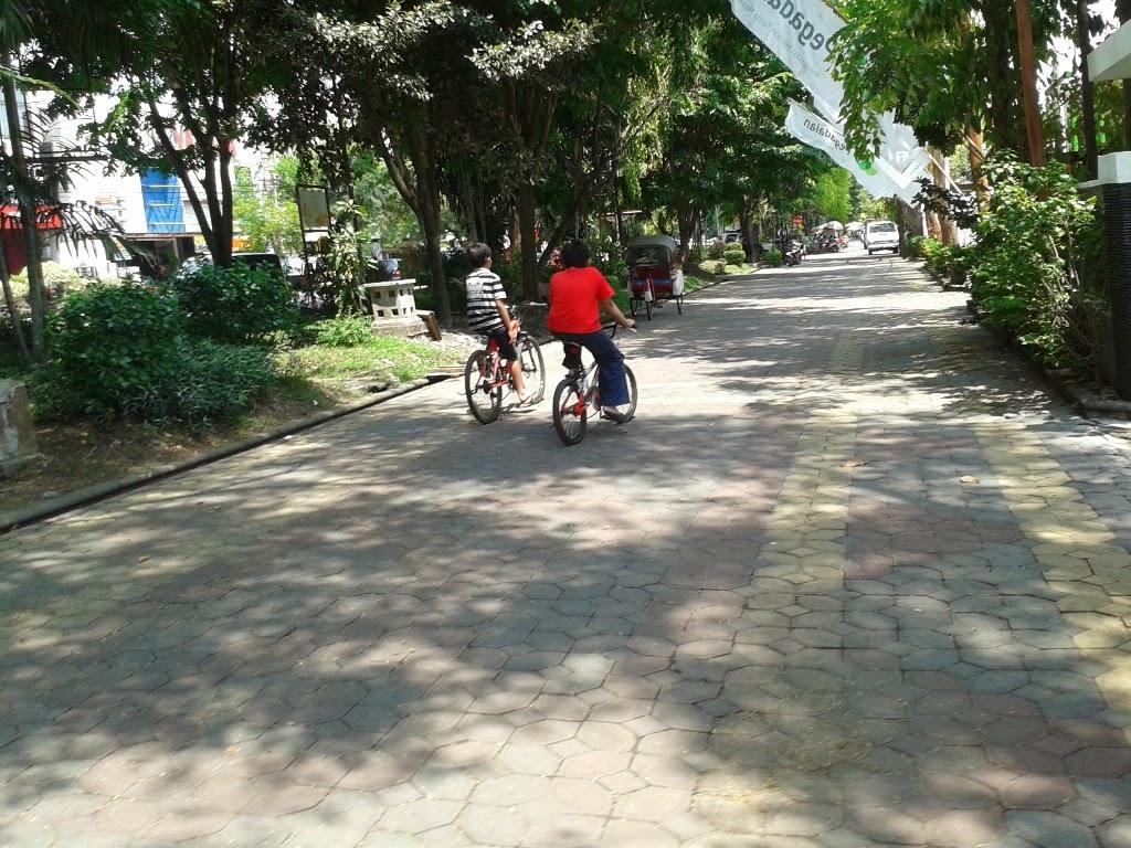 Solo City Walk Wisata Bagi Pejalan Kaki Dan Pesepeda Nasirullah Sitam