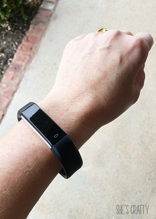 fitness tracker, fitbit, goals, exercise