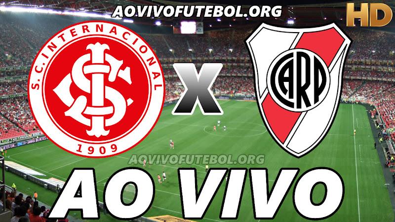 Internacional x River Plate Ao Vivo Hoje em HD