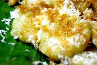 Gambar Resep Kue Lupis Singkong Rasa Bikin Nagih