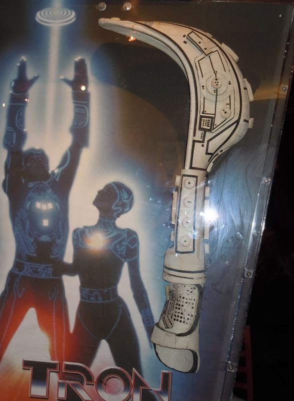 Tron Jai Alai game movie prop