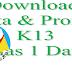 Download Program Prota Dan Promes Kurikulum 2013 Kelas 1 Dan 4 SD/MI Terbaru