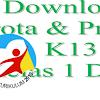 Guru File : Download Program Prota Dan Promes Kurikulum 2013 Kelas 1 Dan 4 SD/MI Terbaru