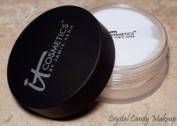 Poudre de finition Bye Bye Pores de It Cosmetics - Review