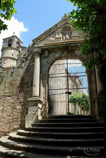 Iglesia de la Trinidad, Orense
