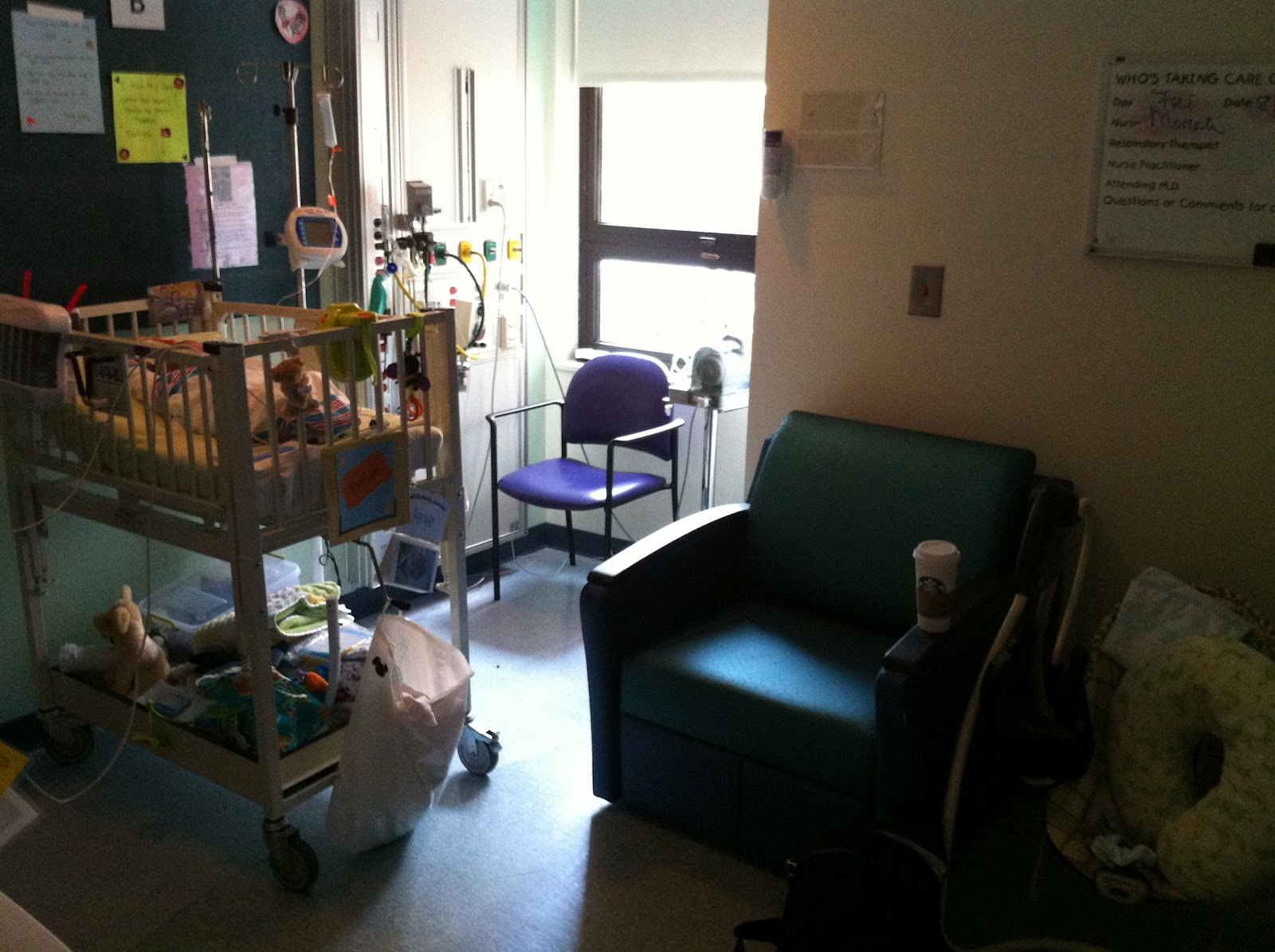 Hospital Sleeper Chair Revolving Base Online The Knolls It 39s How We Roll August 2012