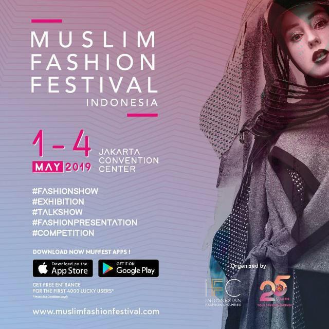 Muslim Fashion Festival Indonesia (MUFFEST) 2019 Resmi Dibuka