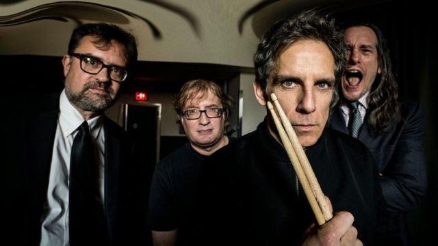 """Ο Ben Stiller επανασχηματίζει την εφηβική του μπάντα και κυκλοφορεί το νέο κομμάτι """"Confusion"""""""