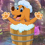 G4K Bubble Bucket Dog Esc…