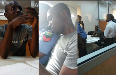 Fraud: Graduate forges customer's signature to withdraw 100k image
