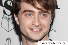 Daniel Radcliffe attended America's 27th Artios Awards