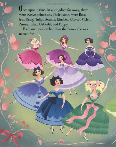 Surlalune Fairy Tales Blog Bargain Ebook Twelve Dancing