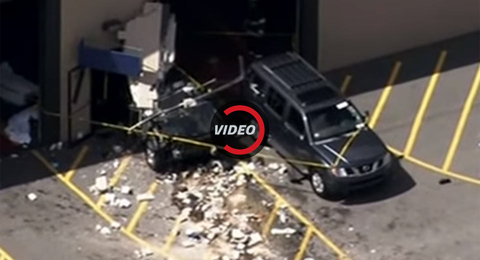 Jeep Grand Cherokee Crashes at Auction, Killing 3 and Injuring 9