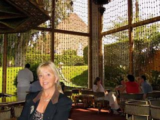 Pat Dunlap Mena House Oberoi Hotel Great Pyramid Giza Egypt