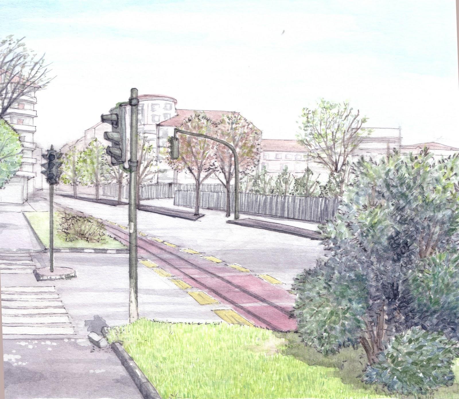 Giardinetti Incroci stradali