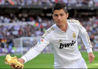 Model Rambut Christiano Ronaldo