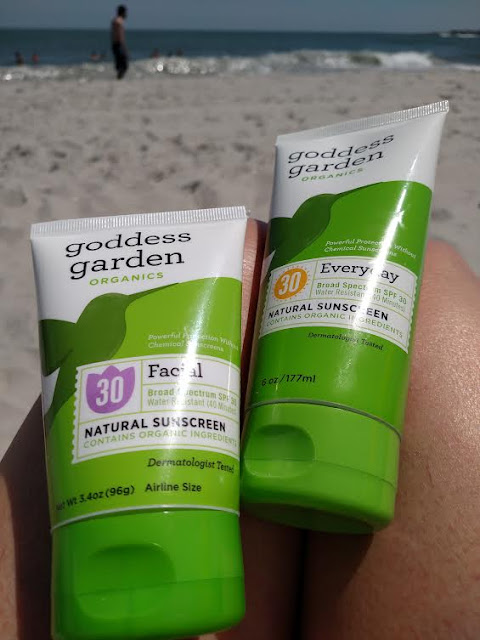 natural physical sunscreen