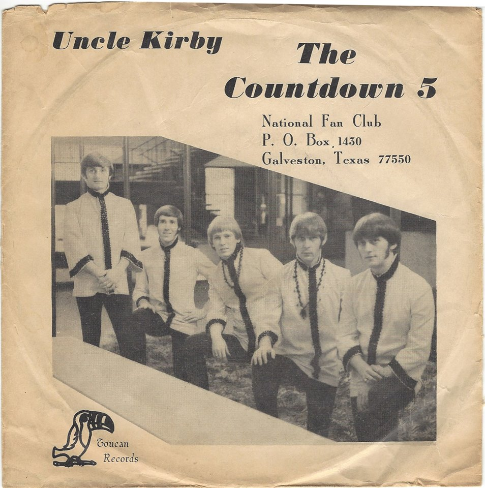 ff33ba04dbb7 The Countdown 5 interview - It s Psychedelic Baby Magazine