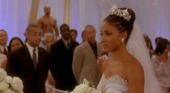 Tyler Perry Fam Family Reunion Wedding Scene