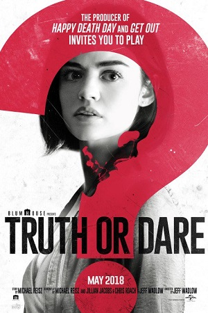 Jadwal TRUTH OR DARE di Bioskop