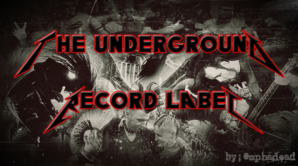 welcome to underground the label record underground band. Black Bedroom Furniture Sets. Home Design Ideas