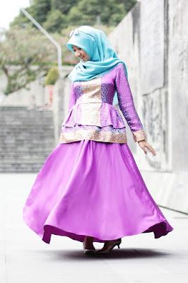 rimpu hijab tradisional perempuan bima