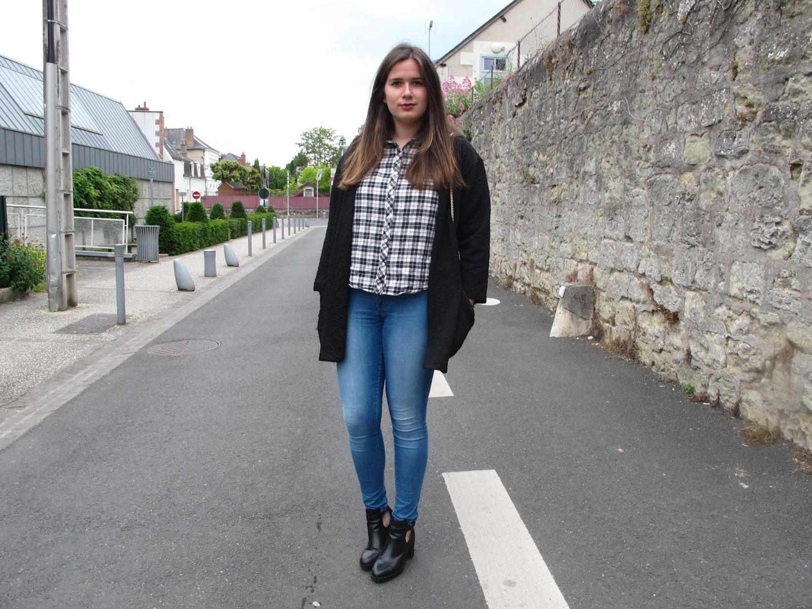 Et Noires Chaussures Jean Noires Jean Chaussures Noires Et Et Chaussures kiOZPXu
