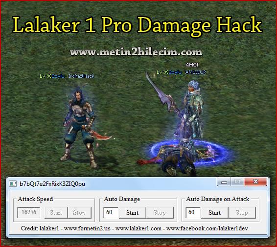 Metin2 PvP Lalaker1 Pro Damage Hack İndir 2014 | Paylaşım ...