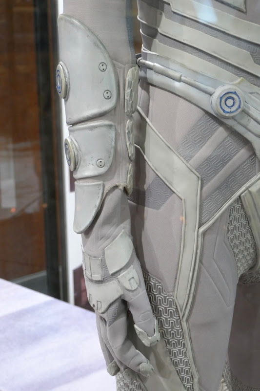 Ant-Man and Wasp Ghost glove detail