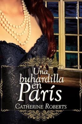 Una buhardilla en París_Apuntes literarios de novela romántica