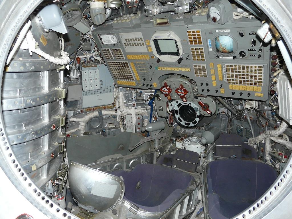 inside aquarius spacecraft - photo #44