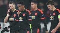 Midtjylland vs Manchester United 2-1