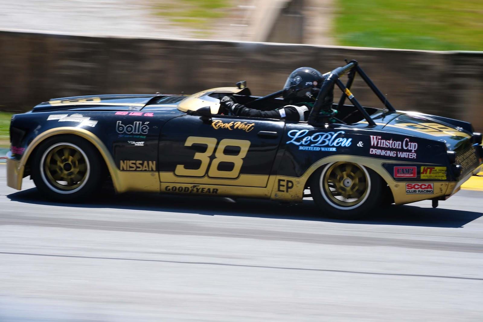Η Nissan γιόρτασε την πλούσια ιστορία της στον μηχανοκίνητο αθλητισμό στο Classic Motorsports Mitty