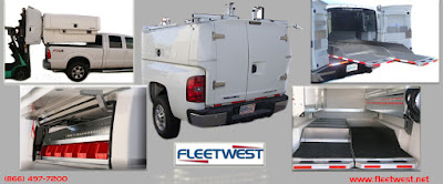 Composite Truck Bodies,CTB, by Fleetwest