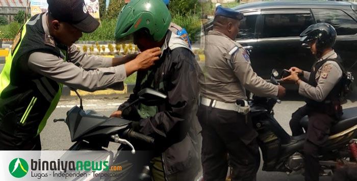 Polres Malteng Gelar Operasi Patuh Siwalima 2018