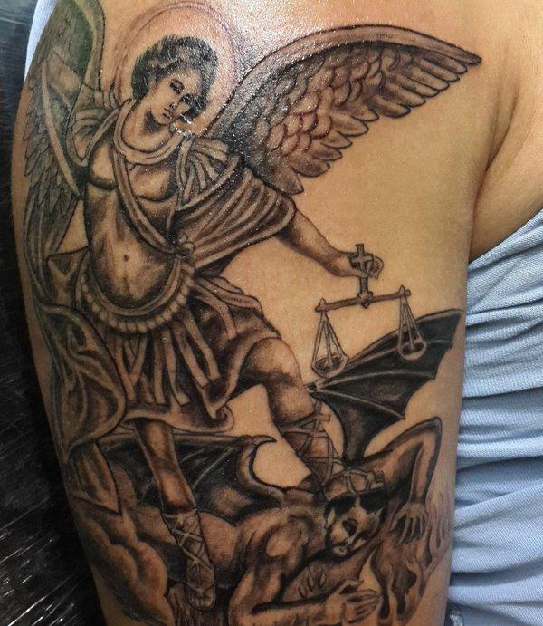 Nuevos Tatuajesdibujosdiseños Fotos De Tattoos Tatuaje De San