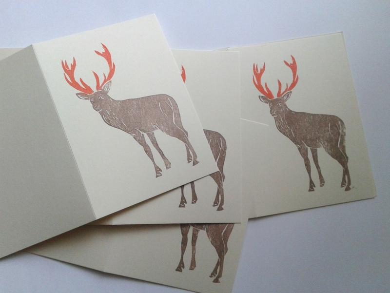 deer handmade