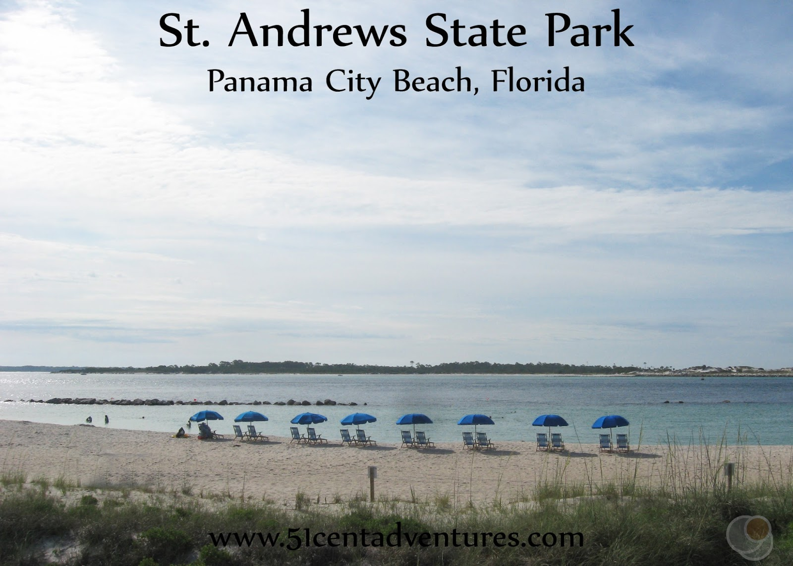 51 Cent Adventures St Andrew S State Park Panama City Beach