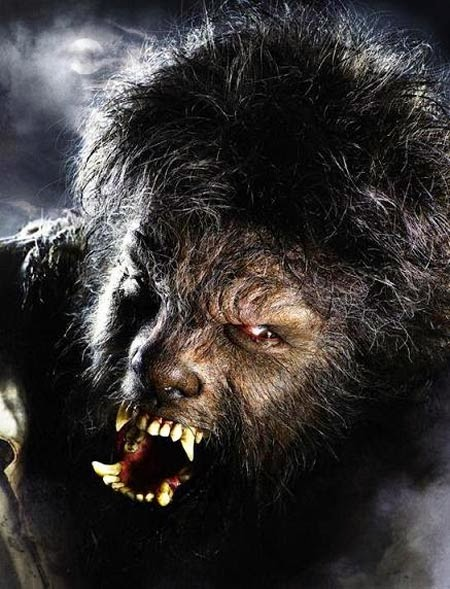 Magical Make-Up's - The Wolfman
