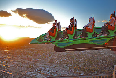 X Scream - Stratosphere - Las Vegas